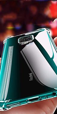 cheap -Luxury Shockproof Silicone Phone Case For Xiaomi Redmi POCO F2 Pro  x2 10X  Note 9  9ProMax  9S  8t  8Pro K30Pro Zoom  K20  Mi 10 10 Lite  CC9 Pro Case Transparent Protection Back Cover