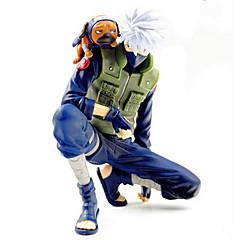 ราคาถูก -ตัวเลขการกระทำอะนิเมะ แรงบันดาลใจจาก Naruto Hatake Kakashi พีวีซี 14 cm CM ของเล่นรุ่น ของเล่นตุ๊กตา สำหรับผู้ชาย เด็กผู้ชาย เด็กผู้หญิง / รูป