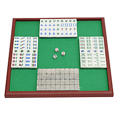 cheap -Board Game Mahjong Card Game Fun Card Paper Classic 1 pcs Pieces Toy Gift