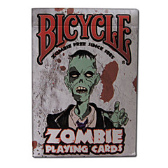 cheap -Home Furnishings Zombie Bicycle Bicycle Poker Cards  Series Card Collection Table Swim Suit
