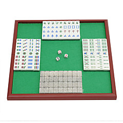 cheap -Royal St 20 Mm Miniature Crystal Mahjong Mahjong Mahjong Green Tourism Golden + + U Feet Folding Table