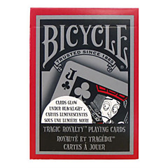 cheap -Bicycle Poker Bicycle Poker Card  Collection Series Royal'S Jokes
