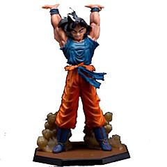 ราคาถูก -ตัวเลขการกระทำอะนิเมะ แรงบันดาลใจจาก Dragon Ball คอสเพลย์ พีวีซี 16 cm CM ของเล่นรุ่น ของเล่นตุ๊กตา เด็กผู้ชาย เด็กผู้หญิง