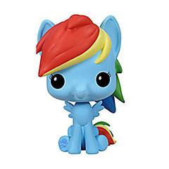 ราคาถูก -Action Figures & Stuffed Animals แปลกใหม่ Cartoon พีวีซี เด็กผู้ชาย เด็กผู้หญิง Toy ของขวัญ