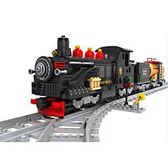 ราคาถูก -AUSINI Building Blocks 586 pcs Train เท่ห์ แปลกใหม่ เครื่องใช้ไฟฟ้า รถไฟ Play Trains & Railway Sets เด็กผู้ชาย Toy ของขวัญ