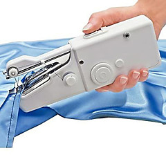 cheap -New Portable Household Handy Stitch Electric Mini Handheld Sewing Machine
