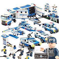 ราคาถูก -SHIBIAO Building Blocks บล็อกทางทหาร ของเล่นชุดก่อสร้าง 1040 pcs Military เรือรบ Aircraft ที่เข้ากันได้ Legoing DIY ทุกเพศ เด็กผู้ชาย เด็กผู้หญิง Toy ของขวัญ / ของเล่นการศึกษา