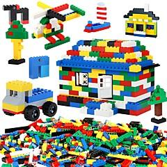 ราคาถูก -BEIQI Building Blocks ของเล่นชุดก่อสร้าง ของเล่นการศึกษา 1000 pcs ที่เข้ากันได้ Legoing ดีไซน์มาใหม่ DIY คลาสสิกและถาวร เก๋ไก๋และทันสมัย เด็กผู้ชาย เด็กผู้หญิง Toy ของขวัญ