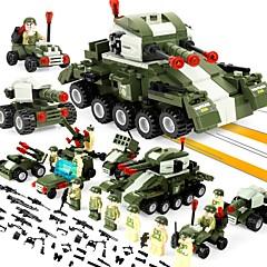 ราคาถูก -BEIQI Building Blocks ของเล่นชุดก่อสร้าง ของเล่นการศึกษา 484 pcs Military ที่เข้ากันได้ Legoing ความเครียดและความวิตกกังวลบรรเทา ของเล่นที่บีบอัด ปฏิสัมพันธ์ระหว่างพ่อแม่และลูก คลาสสิกและถาวร