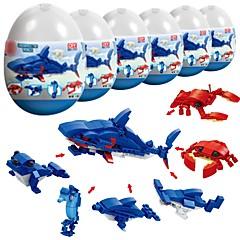 ราคาถูก -Building Blocks 237 pcs Animal ที่เข้ากันได้ Legoing ความเครียดและความวิตกกังวลบรรเทา ของเล่นที่บีบอัด Toy ของขวัญ