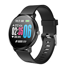 cheap -V11 Smart Watch BT Fitness Tracker Support Notify/ Heart Rate Monitor Sports Smartwatch Compatible with iPhone/ Samsung/ Android Phones
