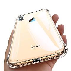 ราคาถูก -Case สำหรับ Apple iPhone XS / iPhone XR / iPhone XS Max Shockproof ปกหลัง โปร่งใส Soft TPU