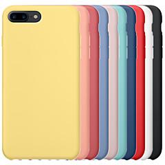 ราคาถูก -Case สำหรับ apple iphone 6 / iphone 6 plus iphone 6 s iphone7 iphone8 iphone7plusiphone8plus iphone x / xs / xsmas กันกระแทกปกหลังสีทึบฮาร์ดพีซี / ซิลิกาเจลสำหรับ