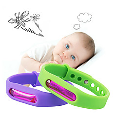 cheap -Anti Mosquito Capsule Insect Pest Control Mosquito Repellent Bracelet