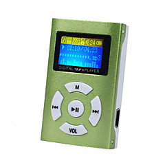 cheap -USB Mini MP3 Music Player LCD Screen Support 32GB Micro SD TF Card Sport Fashion 2019 Brand New Style Rechargeab