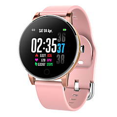 cheap -Imosi Q19 Smart Watch IP68 Waterproof Smartwatch women Fashion Fitness Tracker blood pressure Heart Rate monitor smart band
