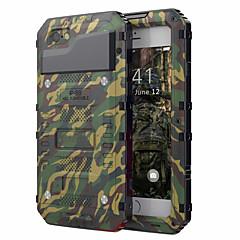 ราคาถูก -Case สำหรับ Apple iPhone XS / iPhone X / iPhone 8 Plus Shockproof / กันน้ำ ตัวกระเป๋าเต็ม เกราะ Hard พีซี