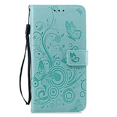 ราคาถูก -กรณีสำหรับ apple iphone xs / iphone xr / iphone xs max กระเป๋าสตางค์ / ผู้ถือบัตร / กันกระแทกกรณีที่ร่างกายเต็มรูปแบบสีทึบ / ผีเสื้อหนัง pu สำหรับ iphone x / 7/8 plus / 6 / 6s plus / 5 / 5s / se