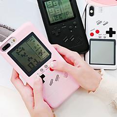 ราคาถูก -Case สำหรับ Apple iPhone XS / iPhone XR / iPhone XS Max Pattern / กรณีเกม ปกหลัง การ์ตูน TPU