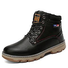 ราคาถูก -สำหรับผู้ชาย รองเท้าเดินป่า กันน้ำ กันลม แห้งเร็ว สบาย วิ่ง การเดินเขา วิ่งออกกำลังกาย ฤดูใบไม้ร่วง ฤดูหนาว สีดำ สีน้ำตาล สีเทา