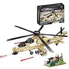 ราคาถูก -Building Blocks 749 pcs ที่เข้ากันได้ Legoing น่ารัก ทั้งหมด Toy ของขวัญ