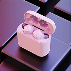 olcso -LITBest A12 TWS True Wireless Headphone Vezeték nélküli Zajkioltó Sztereó Kettős meghajtók Mikrofonnal HI-FI Mobiltelefon