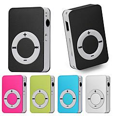 cheap -HODIENG HiFi Mini USB MP3 Music Media Player(No Memory Capacity Recording)