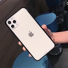 ราคาถูก -Case สำหรับ Apple iPhone 11 / iPhone 11 Pro / iPhone 11 Pro Max Ultra-thin ปกหลัง สีพื้น TPU