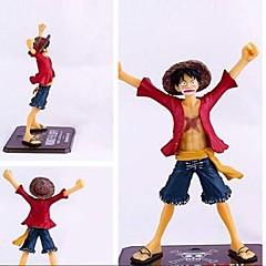 ราคาถูก -ตัวเลขการกระทำอะนิเมะ แรงบันดาลใจจาก One Piece Monkey D. Luffy CM ของเล่นรุ่น ของเล่นตุ๊กตา สำหรับผู้ชาย เด็กผู้ชาย เด็กผู้หญิง คลาสสิก สนุก