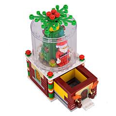 ราคาถูก -Building Blocks 759 pcs Snowman Santa Suits ที่เข้ากันได้ Legoing ทำด้วยมือ ปฏิสัมพันธ์ระหว่างพ่อแม่และลูก ทั้งหมด Toy ของขวัญ