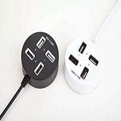 Недорогие -LITBest PORT USB USB 2.0 to USB 2.0 USB-концентратор 4 Порты Высокая скорость