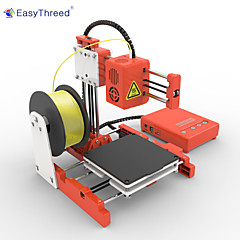 cheap -EASYTHREED ET-4000-X1 mini 3D printer 3D Printer 100*100*100mm 0.4 mm Portable / for cultivation / as Children's gift