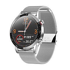 cheap -L13 Smartwatch Support Bluetooth Call/ Play Music/ ECG+PPG, Water Resistant Sports Tracker for Android/ IOS/ Samsung Phones