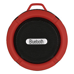 cheap -C6 Outdoor Wireless Bluetooth 4.1 Stereo Portable Speaker Built-in Mic Shock Resistance IPX4 Waterproof Louderspeaker