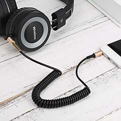 cheap -3.5MM Audio Cable Male-Male AUX Cable Headphone Beats Earphone Speaker Phone Car Stereo AUX Cord Spring Audio Cable Z2