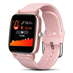 cheap -JSBP T98Pro  Women Smart Bracelet Smartwatch BT Fitness Equipment Monitor Waterproof with TWS Bluetooth HeadsetTake Body Temperature for Android Samsung/Huawei/Xiaomi iOS Mobile Phone