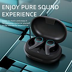 ราคาถูก -litbest pt05 tws หูฟังหูฟังไร้สายบลูทู ธ v5.0 หูฟังการควบคุมแบบสัมผัส 9d ไฮไฟสเตอริโอกีฬาชุดหูฟังที่มีประเภท -c ชาร์จพอร์ต