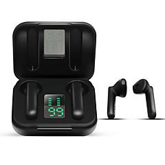 povoljno -litbest l12 bluetooth 5.0 slušalice inteligentni govorni asistent automatsko povezivanje dodirom slušalice vodio zaslon baterije hifi zvuk s kvalitetom zvuka slušalice s odjeljkom za punjenje