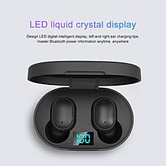 cheap -E6S TWS Wireless Earbuds Bluetooth 5.0 sport Headset With Mic For Smart Phone