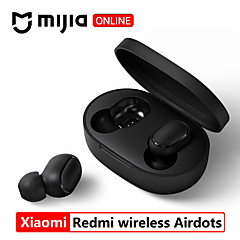 cheap -Xiaomi Redmi Xiaomi Airdots TWS Bluetooth Earphones Wireless 5.0 Bluetooth Earphone AI Control Gaming Headset With Mic Noise reduction TWS True Wireless Earbuds Wireless Bluetooth 5.0 Stereo for