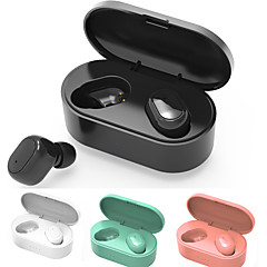 cheap -LITBest M2 TWS True Wireless New Earbuds Macaroons Instant Connection Light Weight Earphone  Bluetooth V5.0 Stereo IPX4 Waterproof with Mic Handfree  Charging Box Headset for Running Sport Fitness