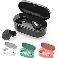 tanie -litbest m2 tws prawdziwe bezprzewodowe nowe słuchawki douszne makaroniki natychmiastowe połączenie lekkie słuchawki bluetooth v5.0 stereo ipx4 wodoodporny z mikrofonem zestaw głośnomówiący z funkcj