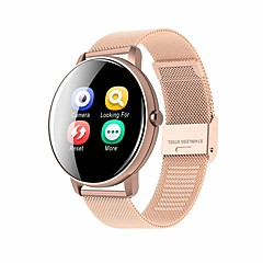 cheap -JSBP HP8 Smart Watch BT Fitness Tracker Support Notify/Heart Rate Monitor Sport Stainless Steel Bluetooth Smartwatch Compatible IOS/Android Phones