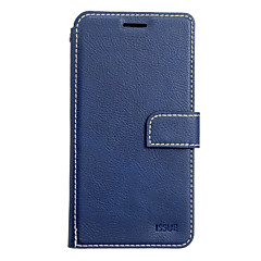 cheap -Case For APPLE iPhone 7 8 7plus 8plus XR XS XSMAX X SE 11 11Pro 11ProMax Card Holder Flip Back Cover Solid Colored PU Leather