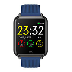 cheap -Q9T Long Battery-life Smartwatch Support ECG/SPO2 Measurement Compitable with IOS/Android Phones