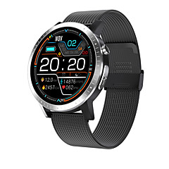 cheap -C06 Smartwatch for Android/Samsung/IOS Phones, Bluetooth Water-resistant Fitness Tracker Support Blood pressure/ECG Measurement