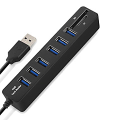 povoljno -LITBest USB-COMBO USB 2.0 to USB 2.0 USB hub 6 Luke High Speed