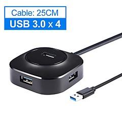 저렴한 -LITBest 620 USB 3.0 to USB 3.0 USB 허브 4 항구 하이 스피드