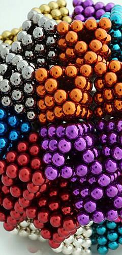 رخيصةأون -216-1000 pcs 5mm ألعاب المغناطيس كرات مغناطيسية أحجار البناء سوبر قوي نادر الأرض مغناطيس مغناطيس النيوديميوم التوتر والقلق الإغاثة مكتب مكتب اللعب اصنع بنفسك للبالغين للصبيان للفتيات ألعاب هدية