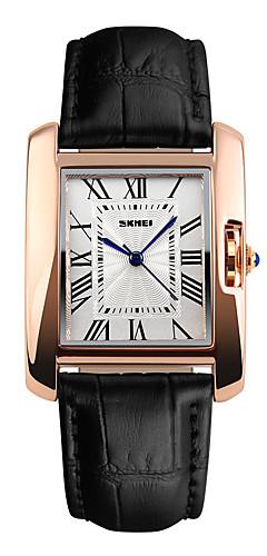 ราคาถูก -สำหรับผู้ชาย นาฬิกาแนวสปอร์ต นาฬิกาข้อมือ ดิจิตอล หนังแท้ หลาย-สี 50 m กันน้ำ เท่ห์ ระบบอนาล็อก เสน่ห์ แฟชั่น สง่างาม นาฬิกาตกแต่งข้อมือ นาฬิกา Creative ที่เป็นเอกลักษณ์ - กาแฟ แดง สีเขียว / สองปี